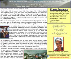 Read more...SOS Ministries July-Aug 2017 Prayer Letter